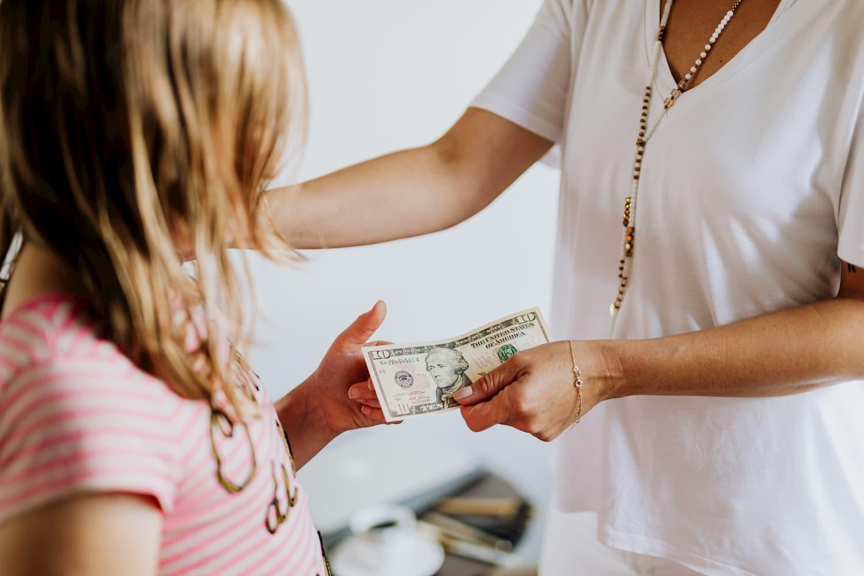 finances enfants