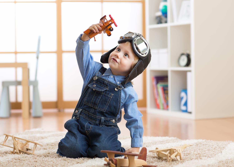 développement enfant jeux